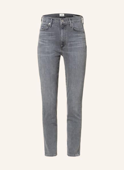 CITIZENS of HUMANITY Skinny Jeans OLIVIA, Farbe: SILVERMIST MID GREY (Bild 1)