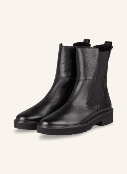 paul green Chelsea-Boots , Farbe: SCHWARZ (Bild 1)