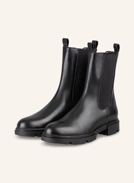 Mrs & HUGS Chelsea-Boots, Farbe: SCHWARZ (Bild 1)