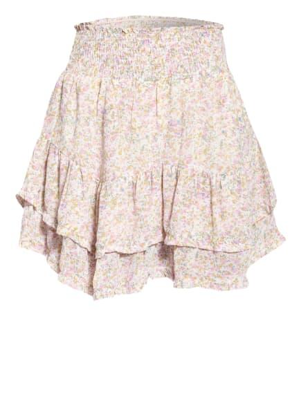 NEO NOIR Kleid TANA, Farbe: CREME/ HELLLILA/ HELLGRÜN (Bild 1)