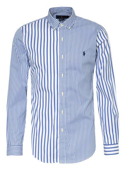 POLO RALPH LAUREN Hemd Slim Fit , Farbe: WEISS/ BLAU (Bild 1)
