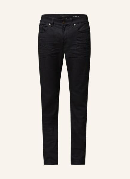 SAINT LAURENT Jeans Skinny Fit, Farbe: 1080 USED BLACK (Bild 1)