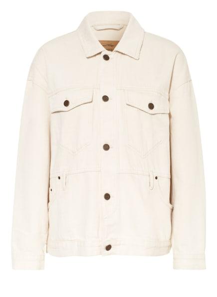 American Vintage Jeansjacke TINE, Farbe: ECRU (Bild 1)