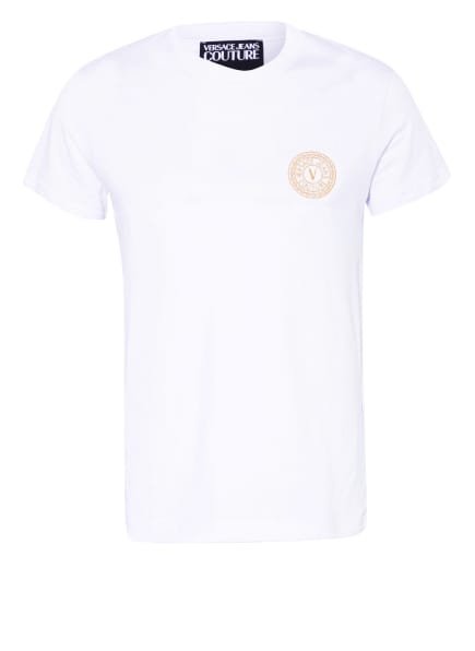 VERSACE JEANS COUTURE T-Shirt, Farbe: WEISS (Bild 1)