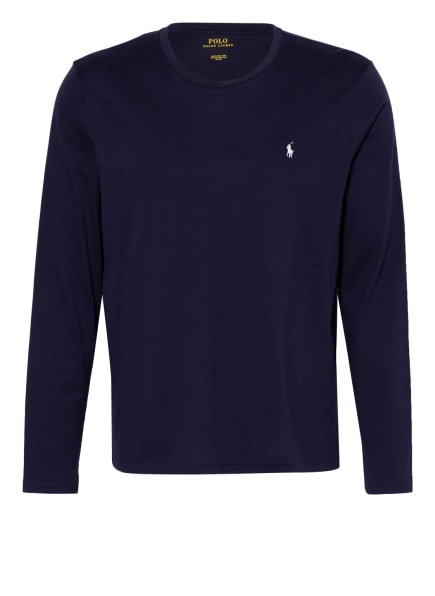 POLO RALPH LAUREN Lounge-Shirt , Farbe: DUNKELBLAU (Bild 1)