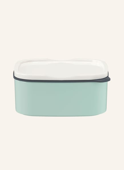 Villeroy & Boch Lunchbox TO GO & TO STAY S, Farbe: CREME/ MINT (Bild 1)