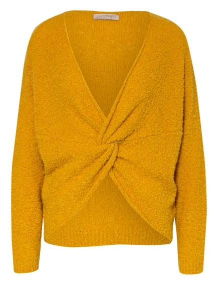 RINASCIMENTO Pullover, Farbe: DUNKELGELB (Bild 1)