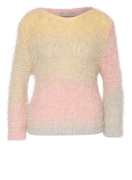 RINASCIMENTO Pullover, Farbe: ROSA/ GELB (Bild 1)