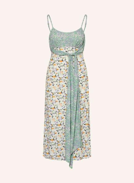 TED BAKER Kleid FILEYY, Farbe: HELLGRÜN/ LILA/ WEISS (Bild 1)