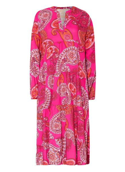 LIEBLINGSSTÜCK Kleid EFUAL, Farbe: PINK/ ROSA/ ORANGE (Bild 1)