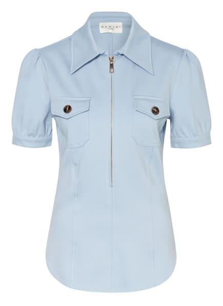 damsel in a dress Blusenshirt KADIE, Farbe: HELLBLAU (Bild 1)