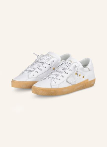 PHILIPPE MODEL Sneaker PRSX, Farbe: WEISS (Bild 1)