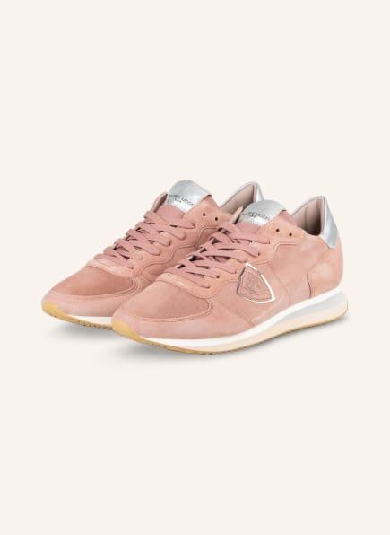 PHILIPPE MODEL Sneaker TRPX, Farbe: ROSÉ (Bild 1)