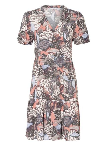 ONLY Kleid, Farbe: CREME/ ROSÉ/ KHAKI (Bild 1)