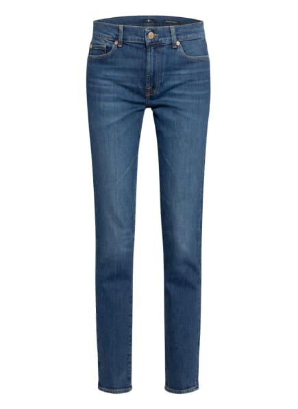 7 for all mankind Skinny Jeans ROXANNE, Farbe: AD Adore DARK BLUE (Bild 1)
