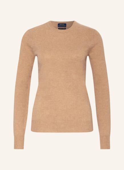 POLO RALPH LAUREN Cashmere-Pullover, Farbe: CAMEL (Bild 1)
