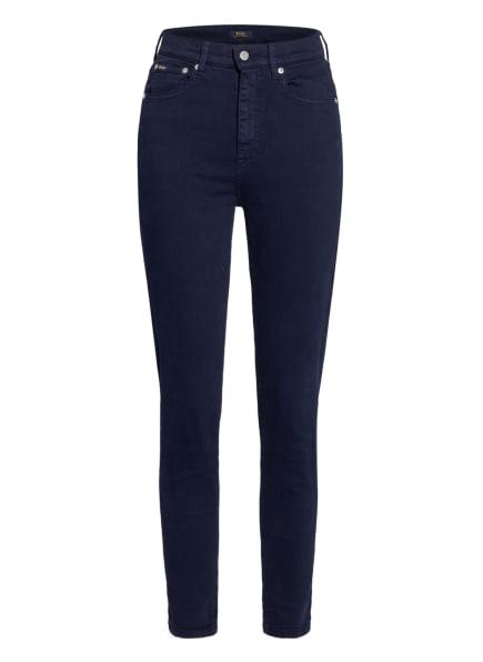 POLO RALPH LAUREN Skinny Jeans THE TOMPKINS, Farbe: 001 RIELLA NAVY (Bild 1)