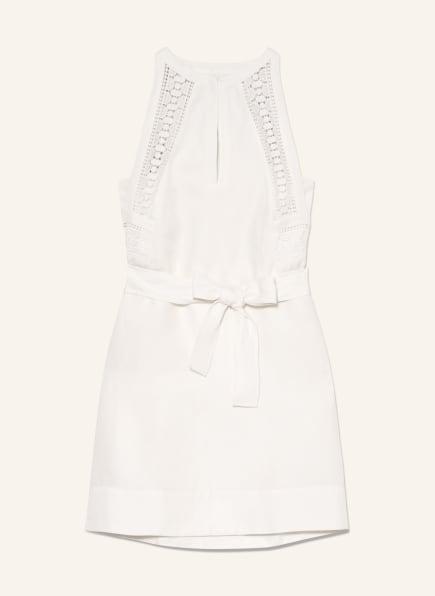 REISS Kleid RHONA mit Häkelspitze, Farbe: WEISS (Bild 1)