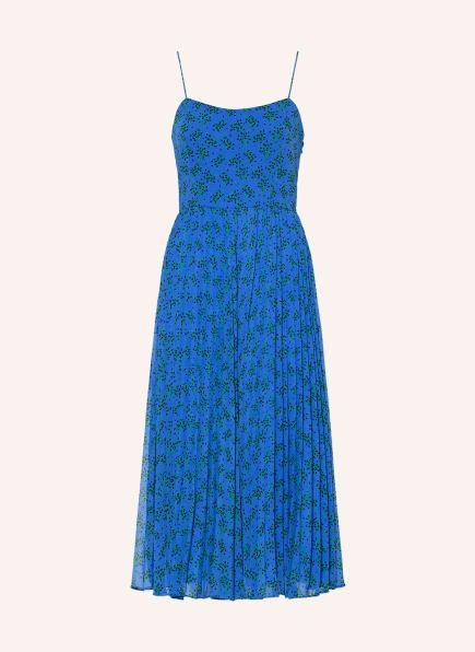 WHISTLES Kleid, Farbe: BLAU/ GRÜN (Bild 1)