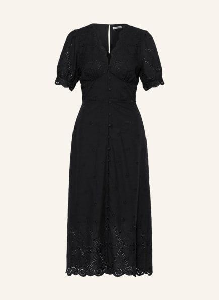WHISTLES Kleid CAROLYN aus Lochspitze, Farbe: SCHWARZ (Bild 1)