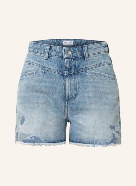 CLAUDIE PIERLOT Jeans-Shorts EARTH, Farbe: J005 FADED BLUE JEAN (Bild 1)