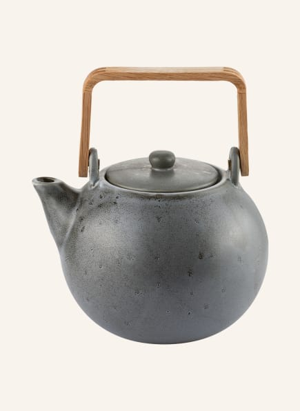 Bitz Teekanne, Farbe: GRAU (Bild 1)