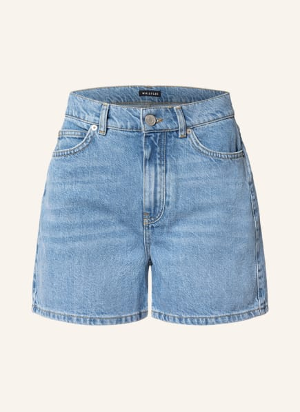 WHISTLES Jeans-Shorts AUTHENTIC , Farbe: 107 Light Wash (Bild 1)