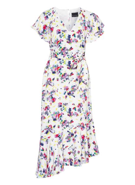 Phase Eight Kleid LOREL, Farbe: WEISS/ HELLLILA/ ROT (Bild 1)