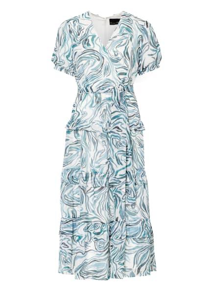 Phase Eight Kleid IONA, Farbe: TÜRKIS/ ECRU (Bild 1)