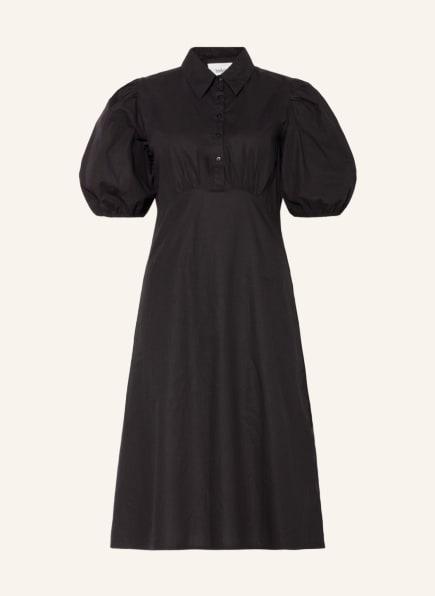 ba&sh Kleid PAMELA , Farbe: SCHWARZ (Bild 1)