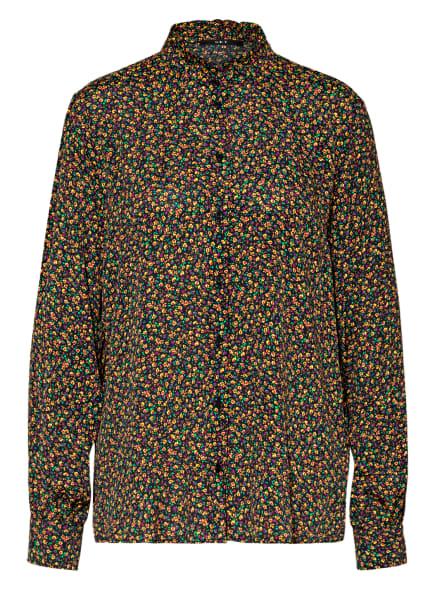 SET Bluse, Farbe: SCHWARZ/ GRÜN/ GELB (Bild 1)