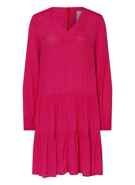 LIEBLINGSSTÜCK Kleid RELANA, Farbe: PINK/ NEONROT (Bild 1)