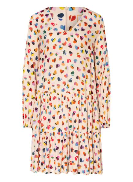 LIEBLINGSSTÜCK Kleid RELANA, Farbe: GRÜN/ ROT/ CREME (Bild 1)