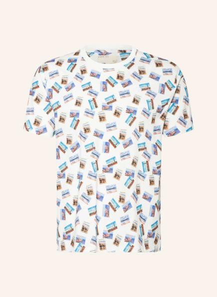 TED BAKER T-Shirt EGGZZ, Farbe: WEISS/ BLAU (Bild 1)