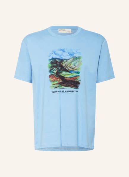 TED BAKER T-Shirt MARMTE, Farbe: HELLBLAU (Bild 1)