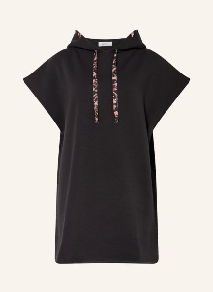 ba&sh Hoodie-Kleid JILL, Farbe: DUNKELGRAU (Bild 1)