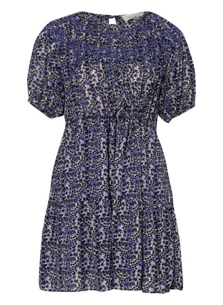 ba&sh Kleid IRIS, Farbe: DUNKELBLAU/ BLAU (Bild 1)