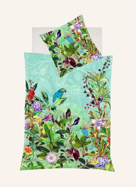 fleuresse Bettwäsche BED ART S zum Wenden, Farbe: MINT/ HELLGRÜN (Bild 1)