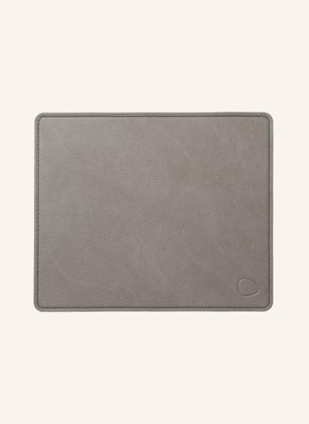 LINDDNA Mousepad SQUARE, Farbe: TAUPE (Bild 1)