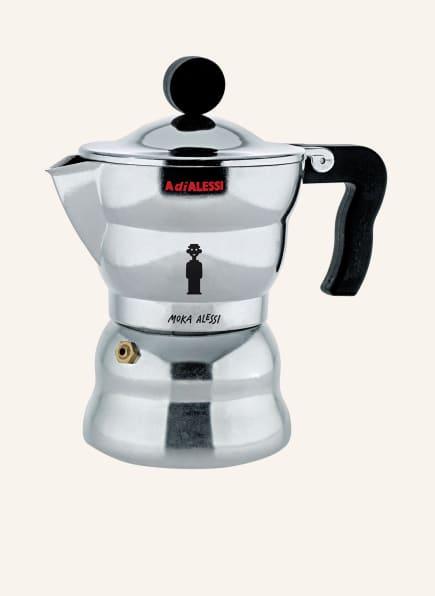 ALESSI Espressokocher MOKA ALESSI, Farbe: SILBER (Bild 1)