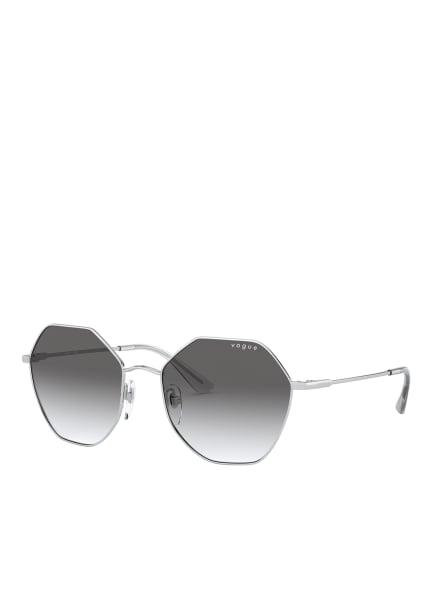 VOGUE Sonnenbrille VO4180S, Farbe: 323/11 - SILBER/ GRAU VERLAUF (Bild 1)