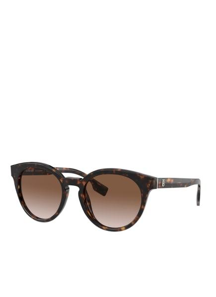 BURBERRY Sonnenbrille BE4326, Farbe: 300213 - HAVANA/ BRAUN VERLAUF (Bild 1)
