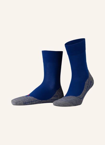 FALKE Laufsocken RU4, Farbe: 6451 ATHLETIC BLUE (Bild 1)