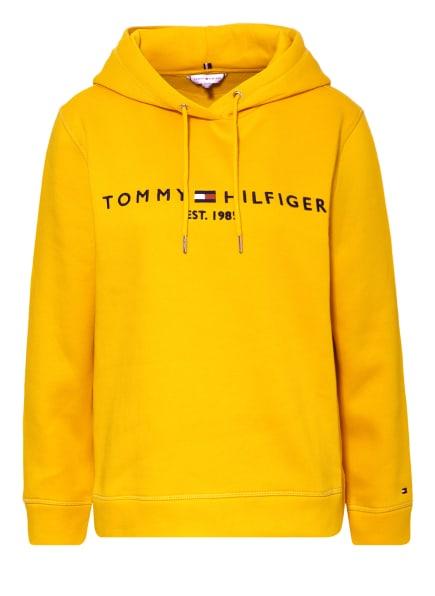 TOMMY HILFIGER Hoodie ESSENTIAL, Farbe: GELB (Bild 1)