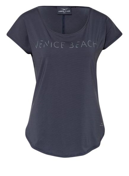 VENICE BEACH T-Shirt LEYTON, Farbe: DUNKELGRAU (Bild 1)