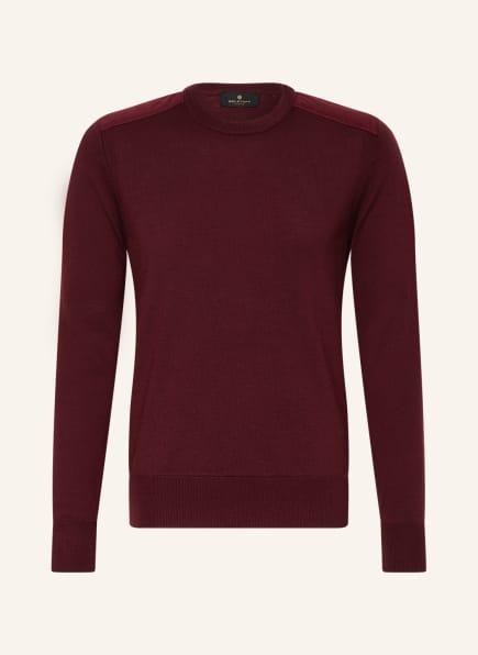 BELSTAFF Pullover KERRIGAN, Farbe: DUNKELROT (Bild 1)