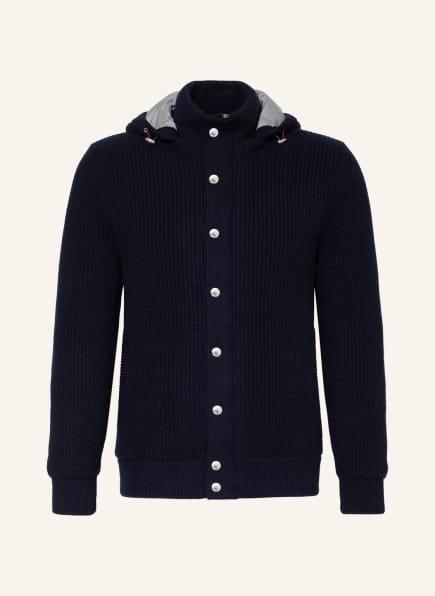 BRUNELLO CUCINELLI Daunenjacke aus Cashmere, Farbe: DUNKELBLAU (Bild 1)