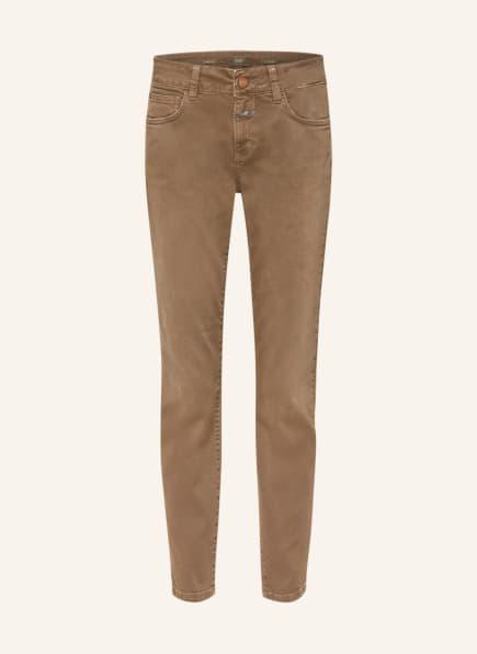 CLOSED Skinny Jeans BAKER , Farbe: 720 CHOCOLATE CHIP (Bild 1)