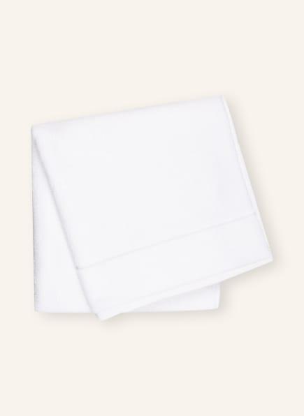 VOSSEN Duschtuch PURE, Farbe: WEISS (Bild 1)