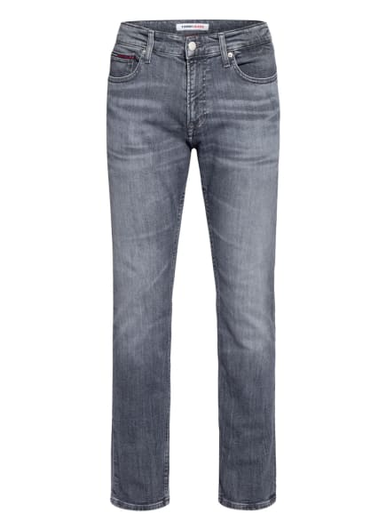 TOMMY JEANS Jeans SCANTON Slim Fit, Farbe: 1BZ Denim Black (Bild 1)